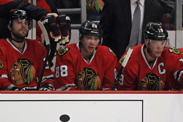Chicago Blackhawks: Locking Down an Opening Day Roster