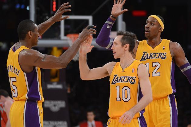 Lakers 104, Bucks 88: Lakers Blog