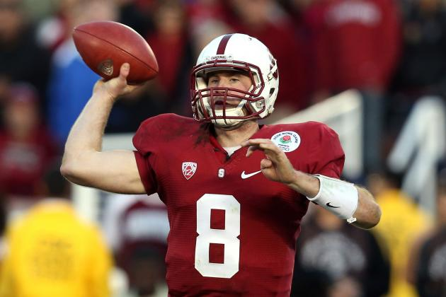 Kevin Hogan Is the Face of Stanford Football Heading into 2013