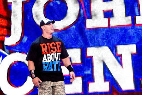 John Cena Should Not Win the Royal Rumble