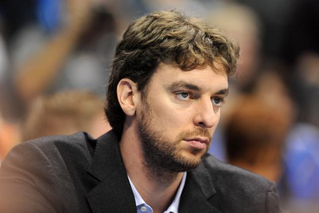 Pau Gasol Has Become Los Angeles Lakers' Weakest Link