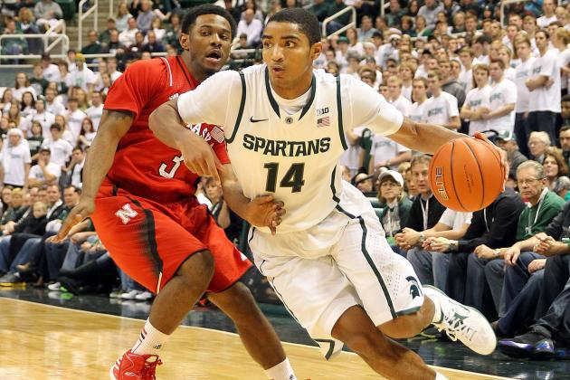 Michigan State foul shooting proving to be liability