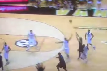 Marshall Henderson's 35-Foot Buzzer Beater Saves Ole Miss from a Bad Loss