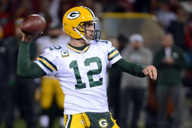 Aaron Rodgers and Calvin Johnson Won't Play in 2013 NFL Pro Bowl