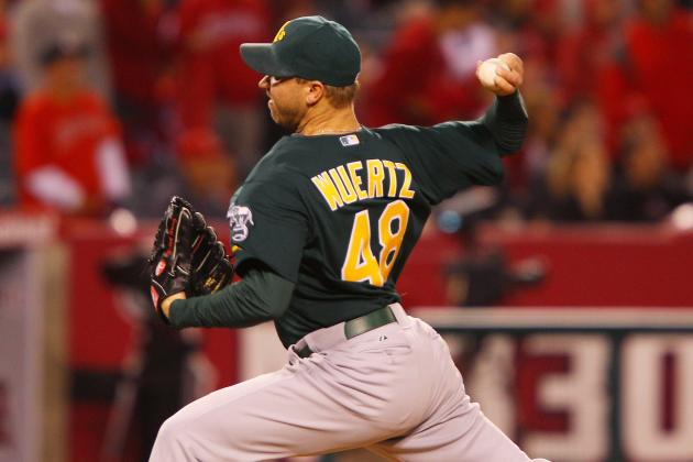 Miami Marlins Sign Reliever Mike Wuertz to a Minor League Contract