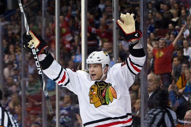 Chicago Blackhawks: Finding That Missing Piece for the Power Play