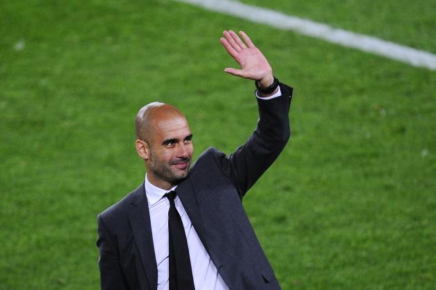 Guardiola Targets Job in England