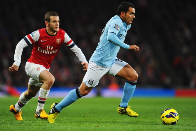 Striker Tevez Banned from Driving