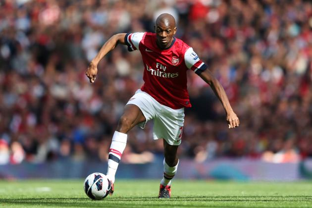 Diaby's Return Could Be Crucial to Arsenal's Run-in
