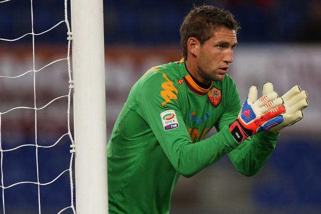 Roma Lose Ill Stekelenburg