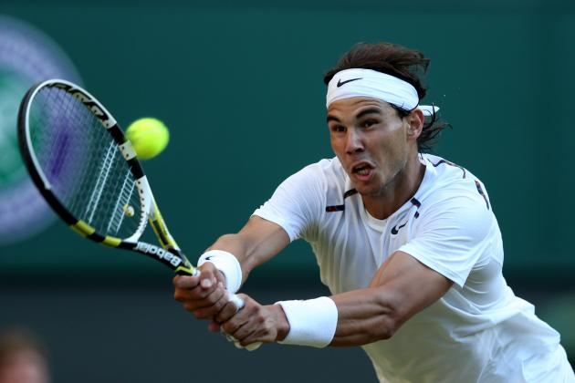 Rafa Nadal to Play Brazilian Open