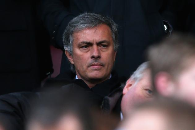 Rumour: Milan Set to Jump in Mourinho Sweepstakes