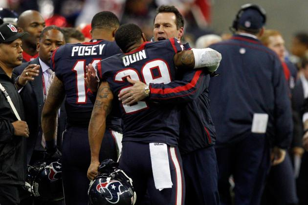 Houston Texans Free Agency Primer: Needs, Space and Who to Re-Sign