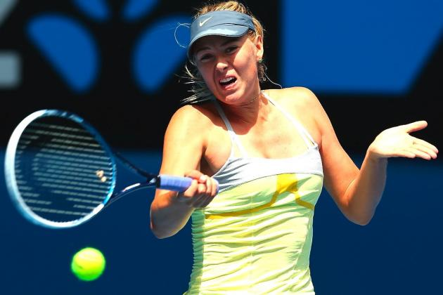 Australian Open 2013 Results: Day 3 Scores and Results Summary