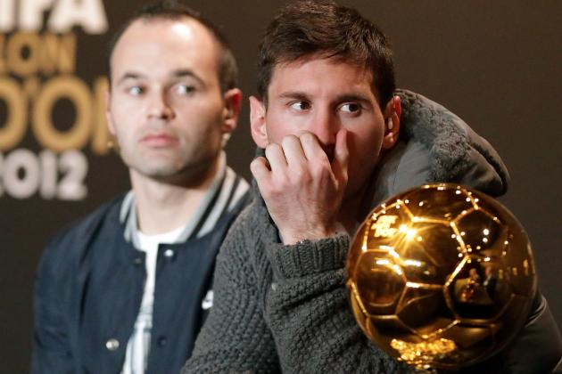 Messi: I've Changed so Much