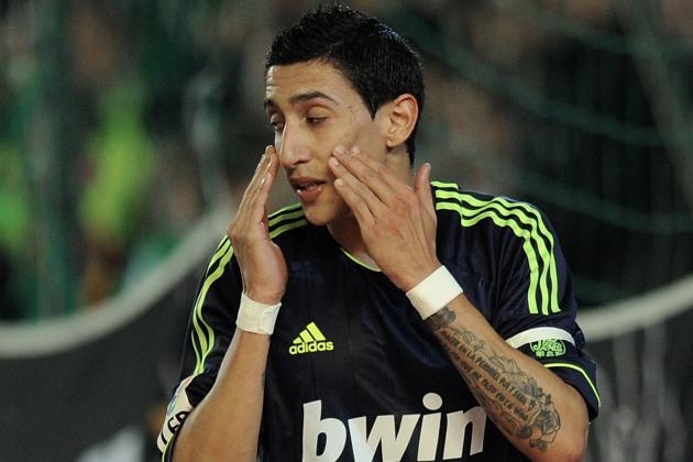 'Madrid's Best Was Di Maria'