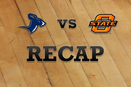 Akron vs. Oklahoma State: Recap and Stats