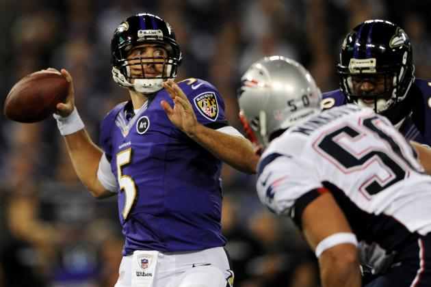 Ravens vs. Patriots: TV Schedule, Live Stream, Spread Info, Game Time and More