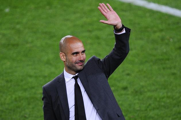 Pep Guardiola Alerts EPL Clubs After Revealing Desire to Coach in England