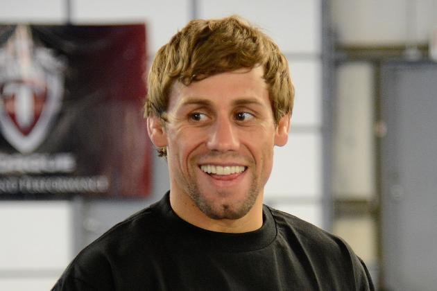 UFC Bantamweight Urijah Faber Lights Up Daytime Television on 'The Doctors'