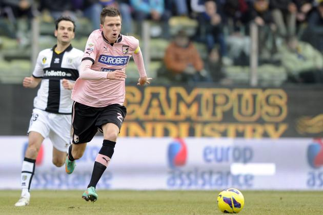 Tottenham Transfer Rumors: Will Spurs Steal Josip Ilicic from Serie A?
