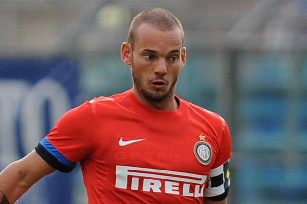 Liverpool Step Up Sneijder Pursuit as Inter Star Stalls on Galatasaray Move