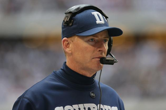 Uncertainty Still Looms over Jason Garrett in Dallas