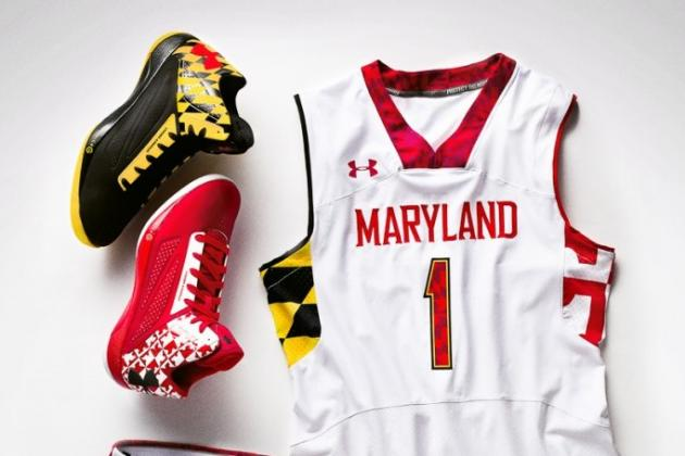 Maryland Wearing Pride Uniforms vs. North Carolina State
