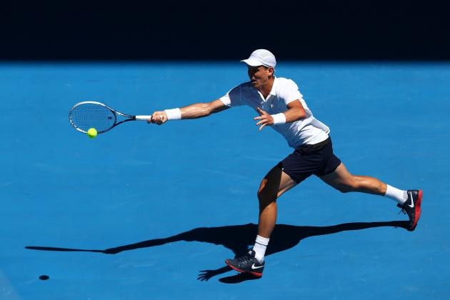 Australian Open 2013: Predicting Tournament's Breakout Stars