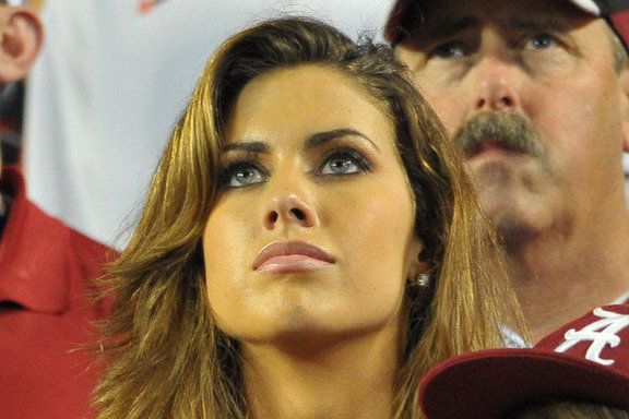 "Katherine Webb Will Cover Super Bowl for ""Inside Edition"""