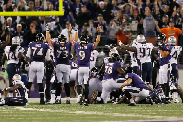 AFC Championship Game 2013: What Ravens and Patriots Must Learn from Week 3 Bout