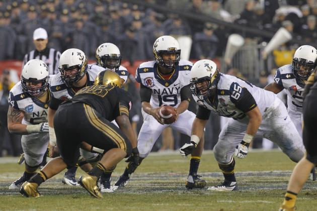 Navy Announces 2013 Football Schedule