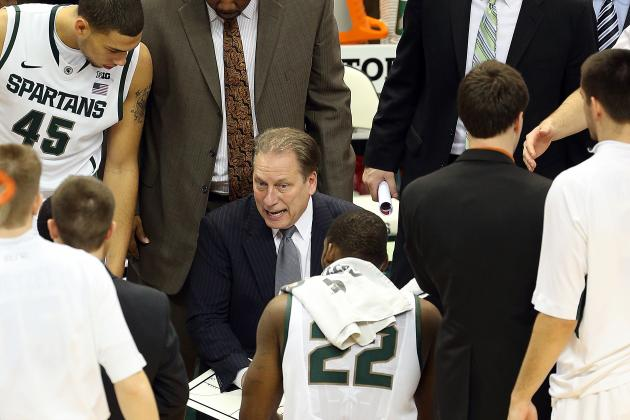 Michigan State Basketball: 'Grinders' with Much to Improve Upon