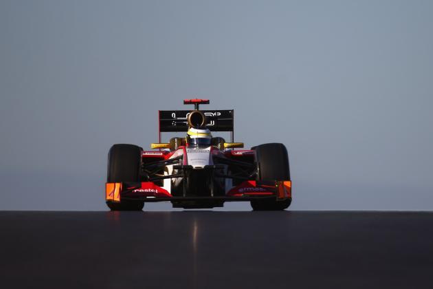 Pedro De La Rosa Joins Ferrari