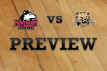 Northern Illinois vs. Ohio: Full Game Preview