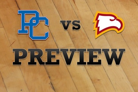 Presbyterian vs. Winthrop: Full Game Preview