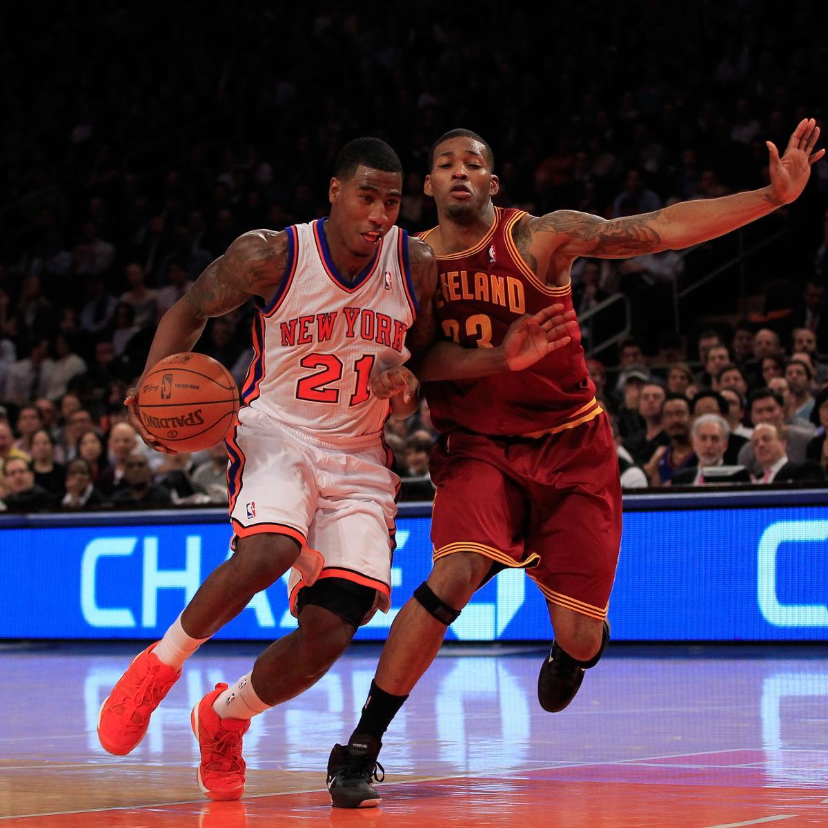 Nuggets Injury Report: NBA Injury News: Iman Shumpert's Return Won't Fix New York
