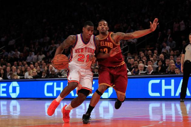 NBA Injury News: Iman Shumpert's Return Won't Fix New York Knicks' Struggles