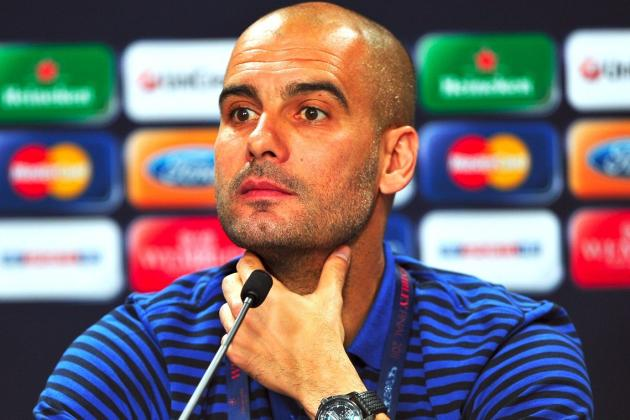 Pep Guardiola Agrees to Manage Bayern Munich