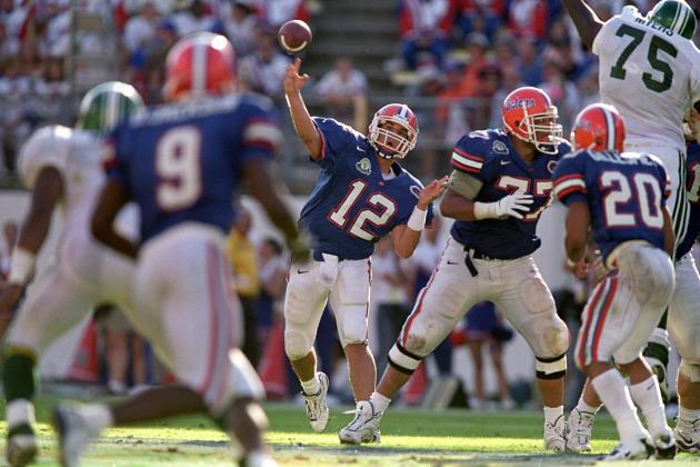 Former UF Quarterback Faces Felony Battery Charges