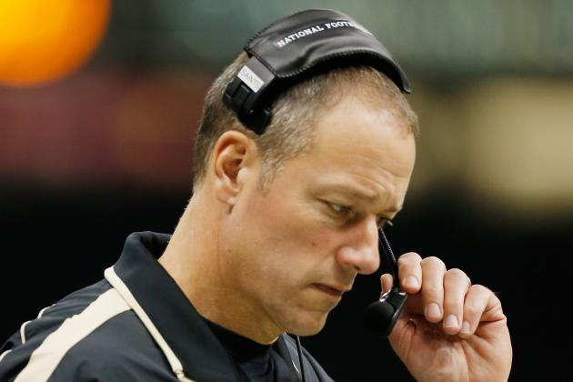 New Orleans Saints Have Significant Void to Fill with Aaron Kromer Gone