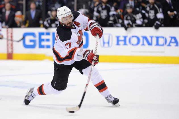 Kovalchuk Scheduled to Rejoin Devils Today in Newark