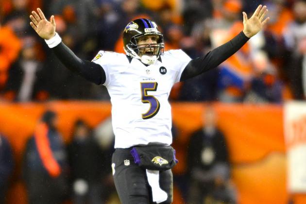 Joe Flacco Eyeing an Elite Contract, but Is He an Elite NFL QB?