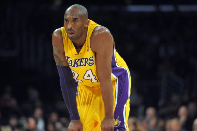 Kobe Bryant Sticking It to Critics Who Said He Can't Play Defense