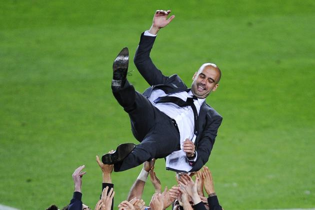 Pep Guardiola: Why He's a Strong Tactical Fit for Bayern Munich