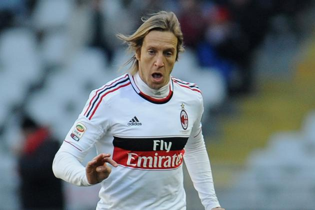 Ambrosini Has Thigh Lesion