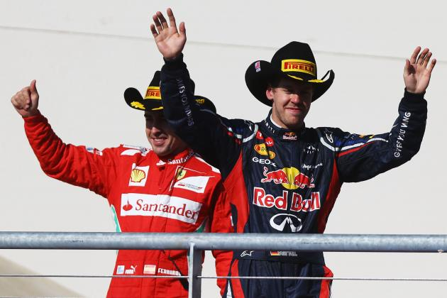 Sebastian Vettel and Fernando Alonso Partnership Ruled out by Domenicali