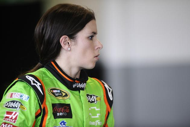 Debate: Who Will Have a Better Year, Danica or Stenhouse Jr.?