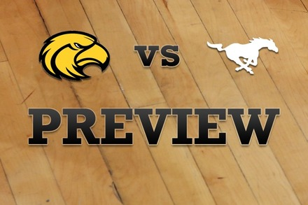 Southern Miss vs. Southern Methodist: Full Game Preview