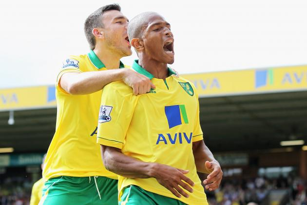 Norwich City: Would It Be Sad to See Simeon Jackson Fly the Canaries Nest?
